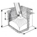 Domek EXIT Loft 150 Zielony
