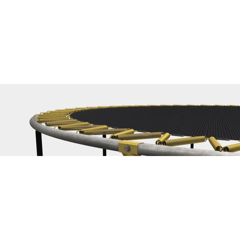 Trampolina BERG Favorit 380 + siatka Deluxe 380
