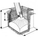 Domek i huśtawka Kettler z dwiema deskami
